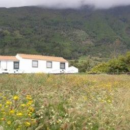 Boerderijen op de Azoren