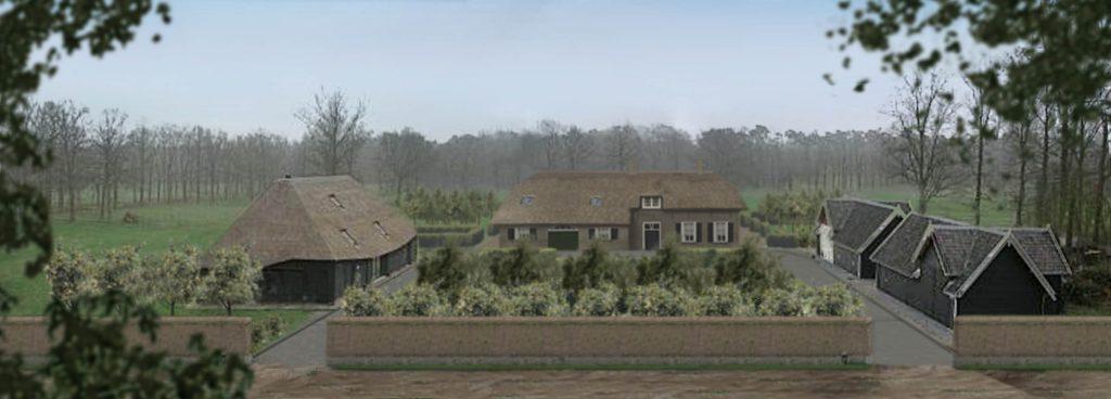 Herenboerderij op Landgoed De Heivelden