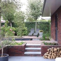 Stadstuin in Wagemakerspark, Breda