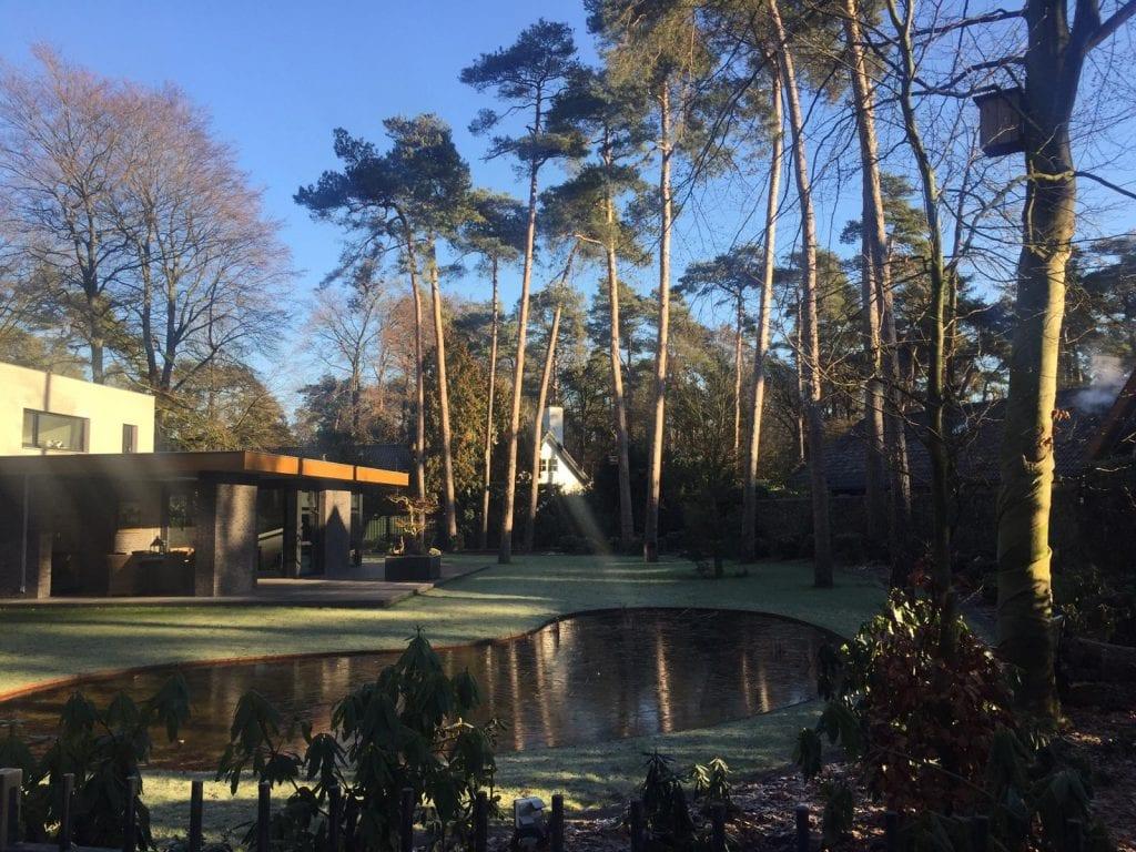 villatuin Oisterwijk